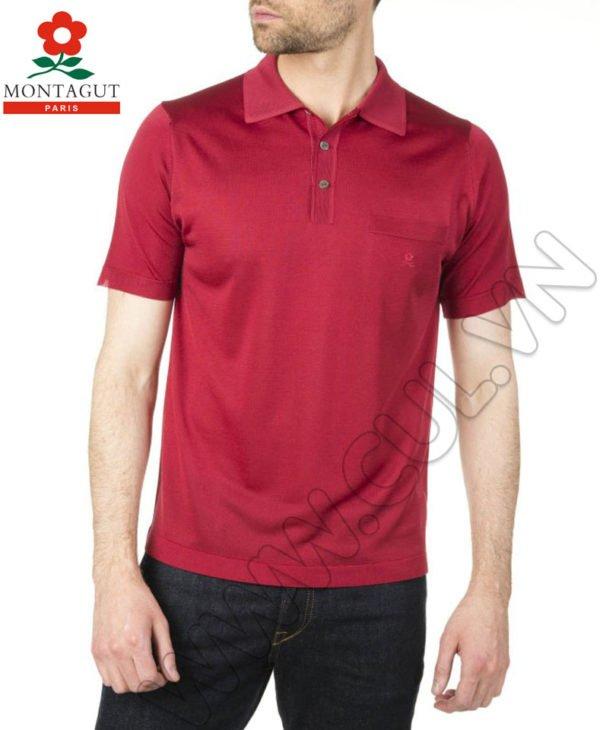 Áo montagut - Đỏ đô