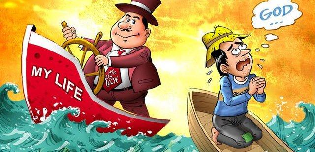 9 Nguyên Nhân Khiến Người Giàu Càng Giàu, Người Nghèo Vẫn Nghèo