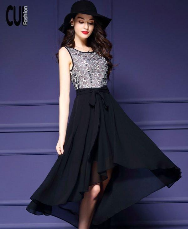 Đầm Maxi Chiffon