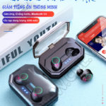 Tai Nghe Bluetooth Asonic X9 Plus - 120 giờ nghe nhạc